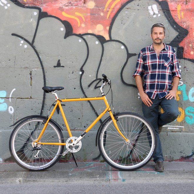 lenkstange fahrrad einbauen